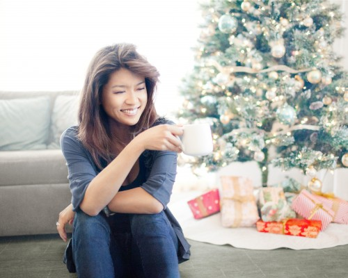 A winter morning with Vancouver based actress Grace Park