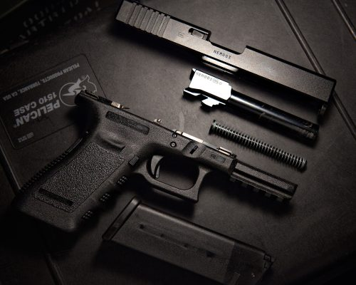 Glock 21 .45 ACP made in Austria