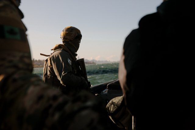 Visit, Board, Search, and Seizure (VBSS) maritime operations
